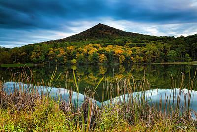 Photograph - Sharp Top Peak by Fran Gallogly
