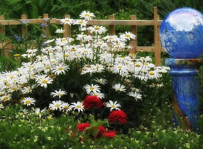 Photograph - Shasta Garden by MTBobbins Photography