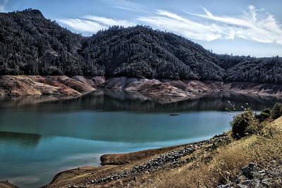 Photograph - Shasta Lake by Bonnie Bruno