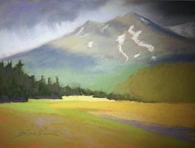 Shasta View II Art Print