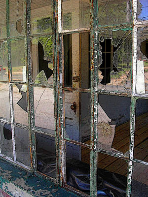 Photograph - Shattered by Anne Cameron Cutri