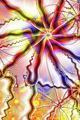 Scarab Digital Art - Shattered Minds by John Edwards