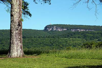 Photograph - Shawangunk Ridge In June by Jeff Severson