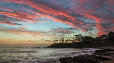 Laguna Beach Photograph - Shaws Cove Laguna Beach by Cliff Wassmann