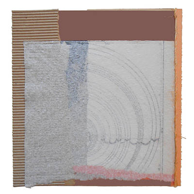 Corrugated Cardboard Mixed Media - She Never Won A Thing by Stan  Magnan