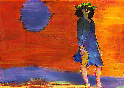 Painting - Sheba by Gabby Tary