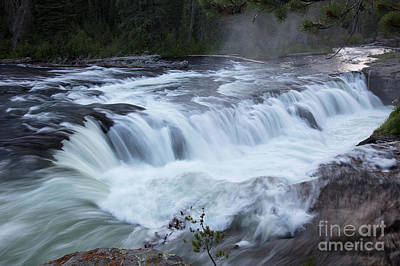 Photograph - Sheep Falls by Idaho Scenic Images Linda Lantzy