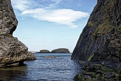 Photograph - Sheep Island Viewed From Ballintoy by Colin Clarke