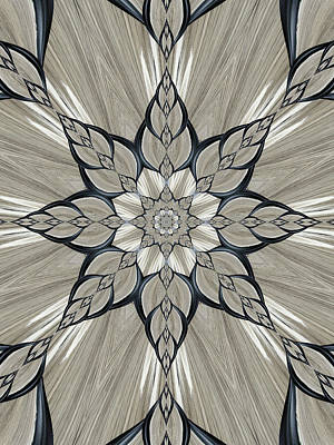Digital Art - Sheepish by Ted Raynor