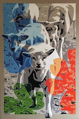 Photograph - Sheep's Meadow by Varvara Stylidou