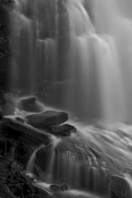 Ricketts Glen Photograph - Sheer Bliss by Evelina Kremsdorf
