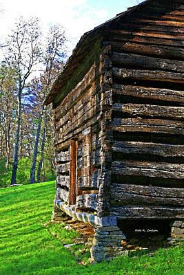 Photograph - Sheet's Cabin by Dale R Carlson