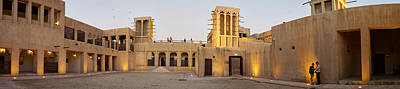 Photograph - Sheikh Saeed House And Museum by Jouko Lehto