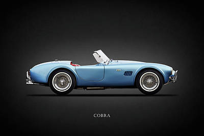 Shelby Cobra 289 1964 Art Print by Mark Rogan