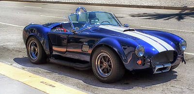 Photograph - Shelby Cobra by Debby Richards