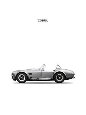 Shelby Cobra Photograph - Shelby Cobra by Mark Rogan