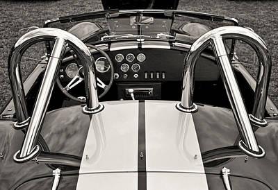 Shelby Cobra Print by Scott Wood