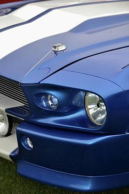 Photograph - Shelby Mustang by Dean Ferreira