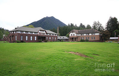Photograph - Sheldon Jackson School Sitka 2015 by California Views Mr Pat Hathaway Archives