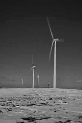 Sheldon Wind Farm 14955 Original by Guy Whiteley