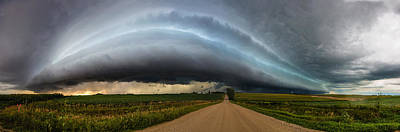 Photograph - #shelfie Sioux Falls by Aaron J Groen
