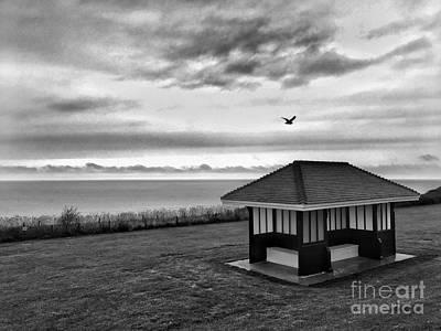 The North Sea Wall Art - Photograph - Shelter by John Edwards