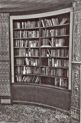 Shelves Full Of Knowledge Original