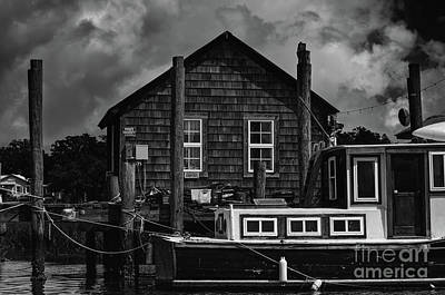 Photograph - Shem Creek Heritage by Dale Powell