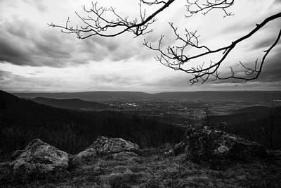 Shenandoah National Park Photograph - Shenandoah by Chad Dutson