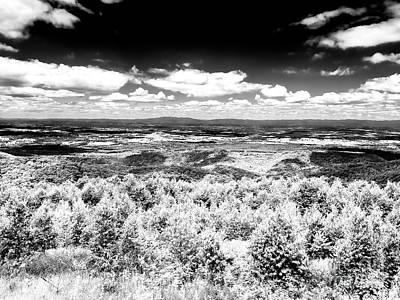 Photograph - Shenandoah National Park Landscape by John Rizzuto
