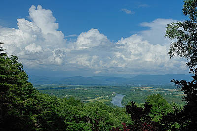 Photograph - Shenandoah Valley June Skies by Lara Ellis