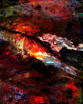Photograph - Sheol by Ken Walker