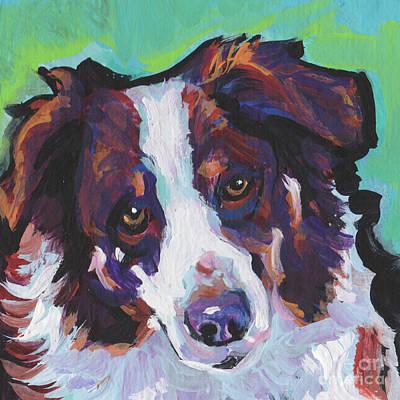 Painting - Sheppie Awww by Lea