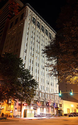 Photograph - Sheraton Hotel -- Columbia by Joseph C Hinson Photography