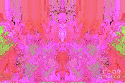 Digital Art - Sherbet 4 by Beverly Ann Shelby