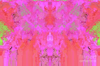 Digital Art - Sherbet 3 by Beverly Ann Shelby