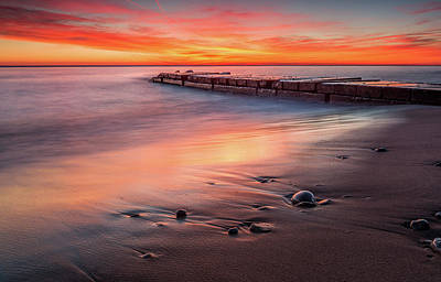 Photograph - Sheridan Sunrise by Dave Chandre