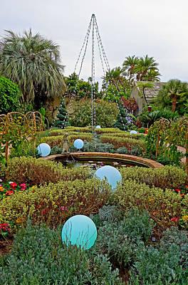 Photograph - Sherman Gardens Study 33 by Robert Meyers-Lussier