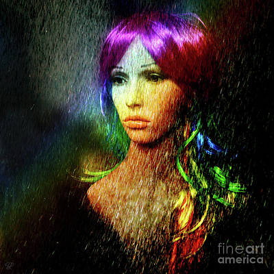 She's Like A Rainbow Art Print by LemonArt Photography