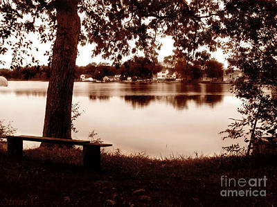 Photograph - Shhh by September  Stone