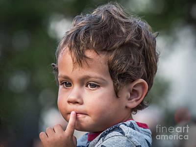 Photograph - Shhhhhh by Robin Zygelman