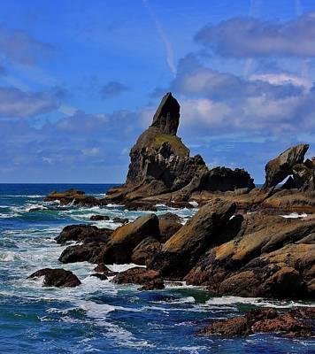 Neah Bay Photograph - Shi Shi Beach by Stacie Gary