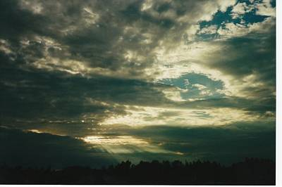 Photograph - Shiawasse County Michigan by Gene Linder