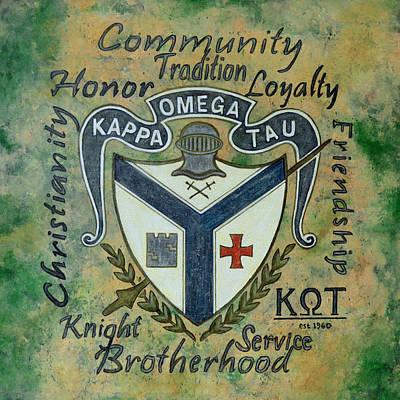 Shield Of Kappa Omega Tau, Kot Original