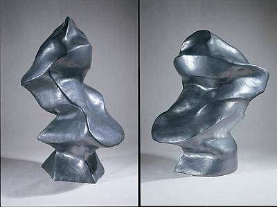 Sculpture - Shift Two Views by Jason Messinger