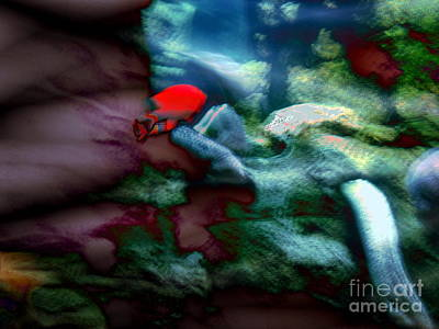 Quality Photograph - Shimmer And Dream 3 by Abstract Angel Artist Stephen K