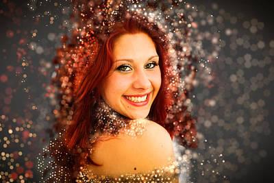Photograph - Shimmer by Jason Shephard