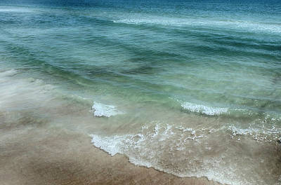 Photograph - Shimmering Tide by Judy Hall-Folde