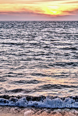 Photograph - Shimmering Water by Victor K