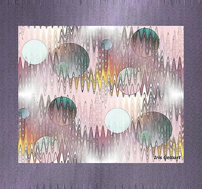 Digital Art - Shine by Iris Gelbart
